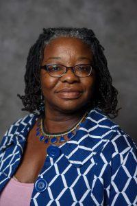 A photograph of Dr. Stephanie McClure.
